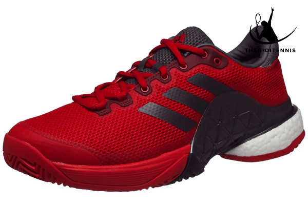 Giay tennis Adidas Barricade  2017 Boost chinh hang | chiet khau 10%