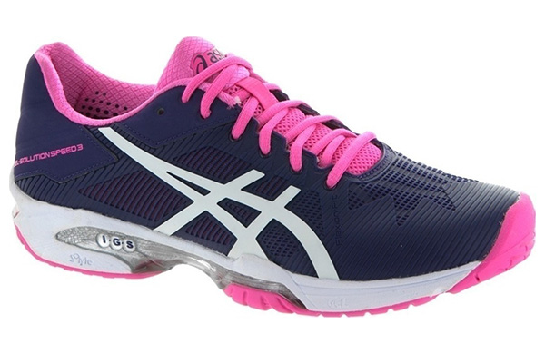 Giay tennis nu Asics Gel Solution Speed 3 E650N 3301