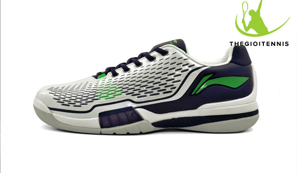 Giày tennis nam giá rẻ Lining Cushioning Breathable Stability Pro