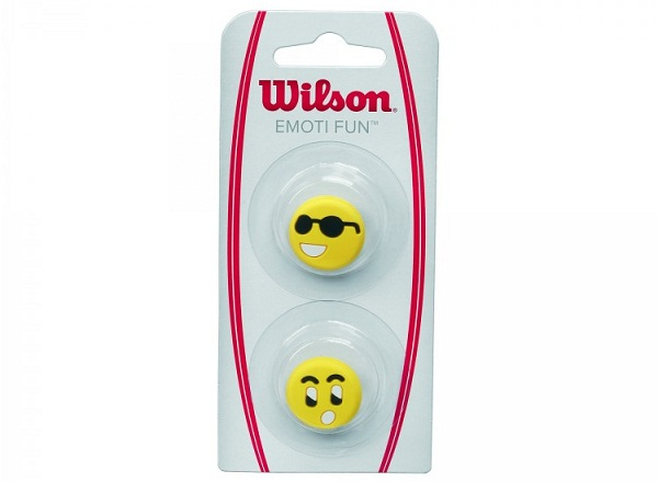 Chống rung tennis Wilson Emoti-Fun Call Me/Big Smile Dampener