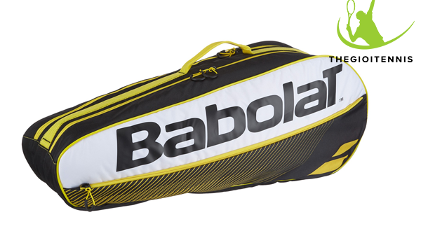 Tui tennis Babolat Club Classic Aero 6 vot - mau tui the thao gia re