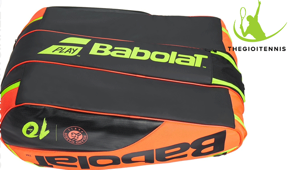 Balo tennis Babolat Pure French Open Decima 12 vợt