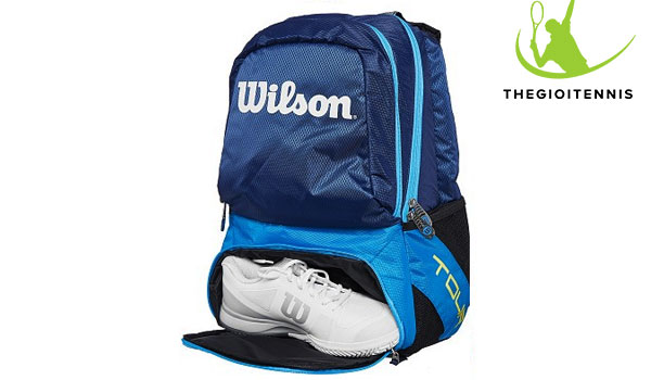 Balo tennis Wilson Tour V Blue Small