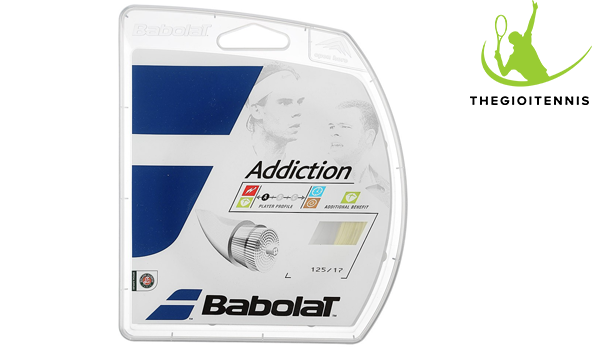 Cuoc vot Babolat Addiction 17- mau day danh cho