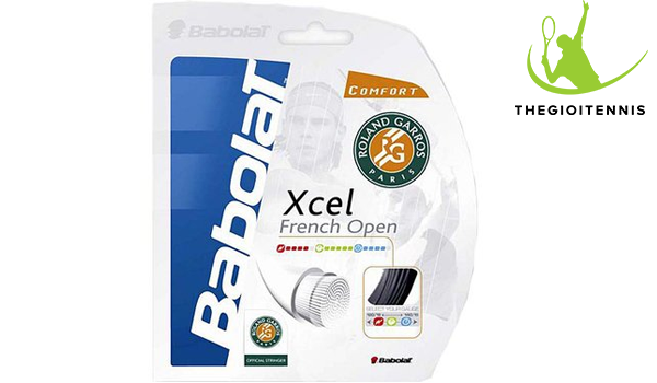 Day vot tennis Babolat Xcel French Open 16 chinh hang