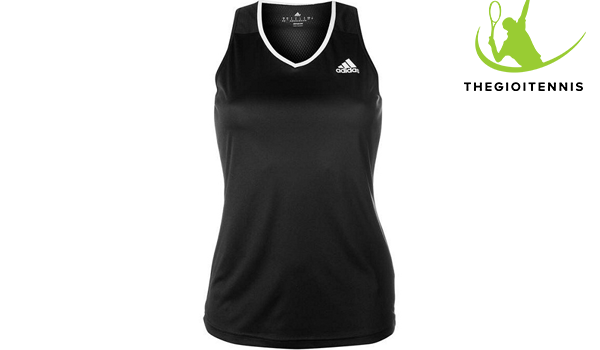Ao tennis nu Adidas Club Tank Top chat lieu co gian ben bi