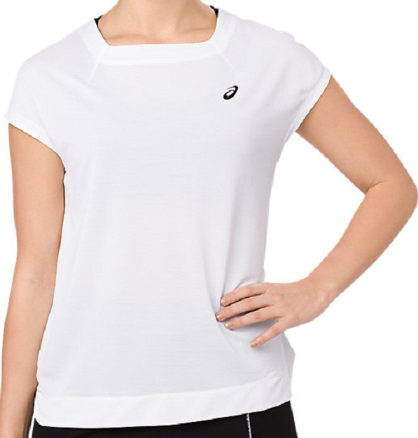 Áo tennis nữ Asics Minimal Short Sleeve Top