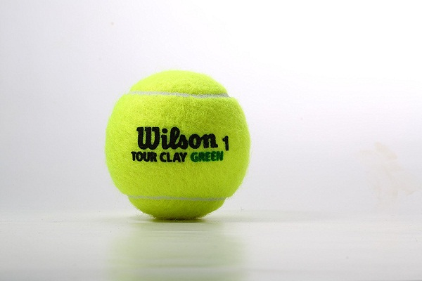 Bóng tennis Wilson Tour Clay Green
