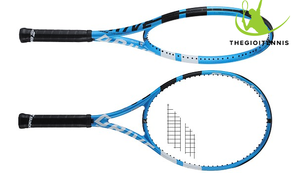 Vot Tennis Babolat Pure Drive Team 2018 chinh hang (285g) - BPDT285