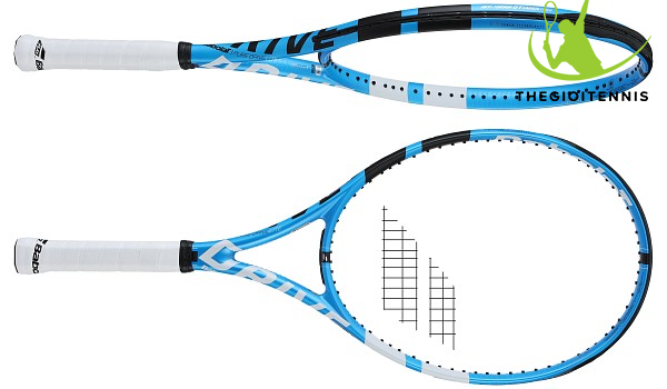 Vot Tennis Babolat Pure Drive Lite 2018 chinh hang gia re (270g) - BPDL270