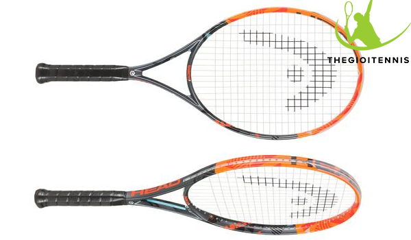 Vot Tennis Head Graphene XT Radical S 2016 - vot tennis Head gia re cho nguoi moi choi