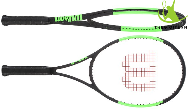 Vợt tennis Wilson Blade 98 (18x20) Countervail -WB98C
