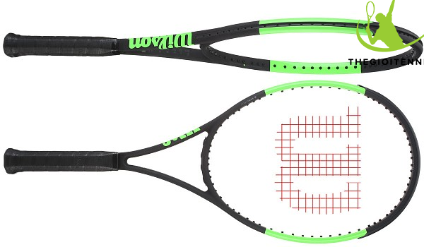 Vot tennis Wilson Blade 98S (18X16) Countervail 2018 chinh hang -WB98SC