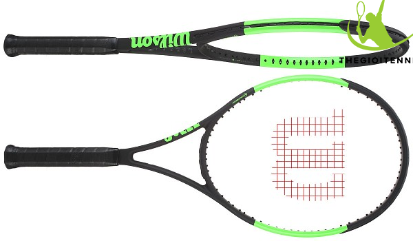 Vợt tennis Wilson Blade SW 104 Autograph Countervail - WBSW104AC