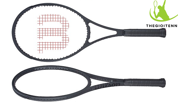 Thiết kế vợt tennis  Wilson Pro Staff 97 Countervail 330g